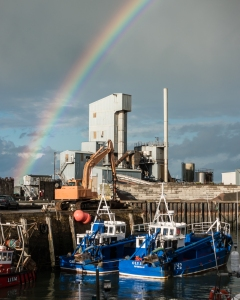Whistable Rainbow